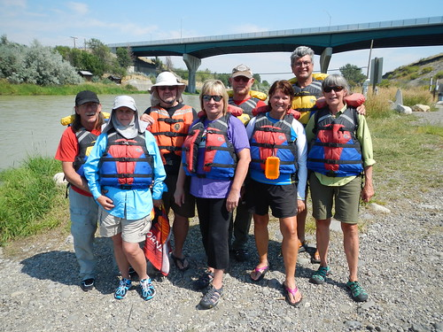 Cody Rafting group | by Pierre Yeremian
