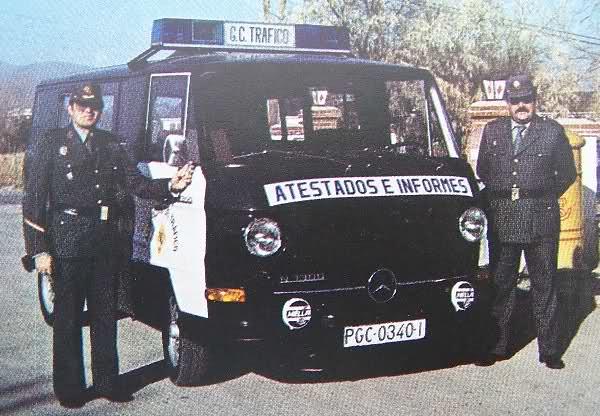 Mercedes Benz N1300 – 1987