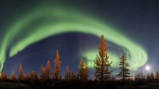 Northern lights | by ky0nch3ng