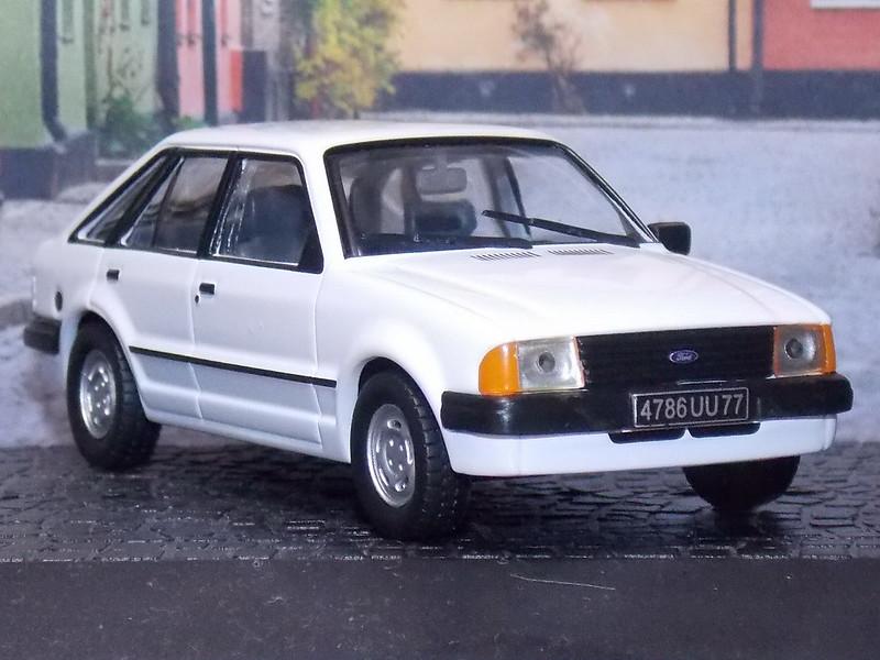 Ford Escort GL MK III – 1982