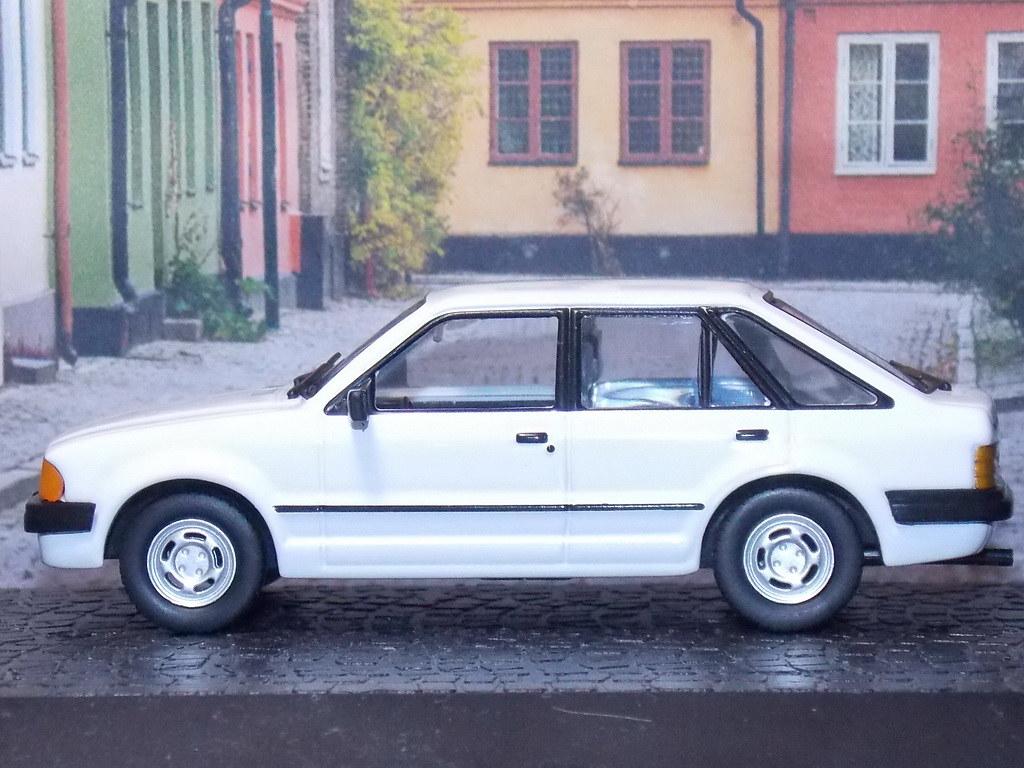 Ford Escort GL (MK III) – 1982