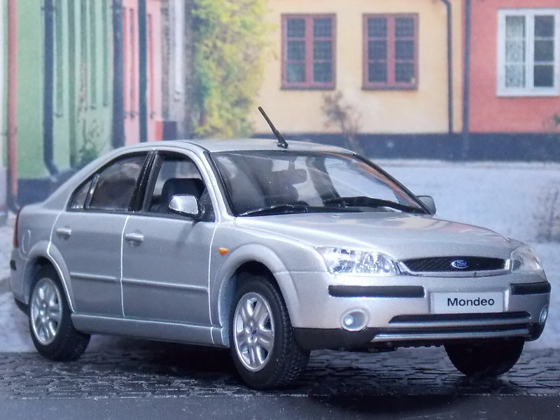 Ford Mondeo MKIII - 2000
