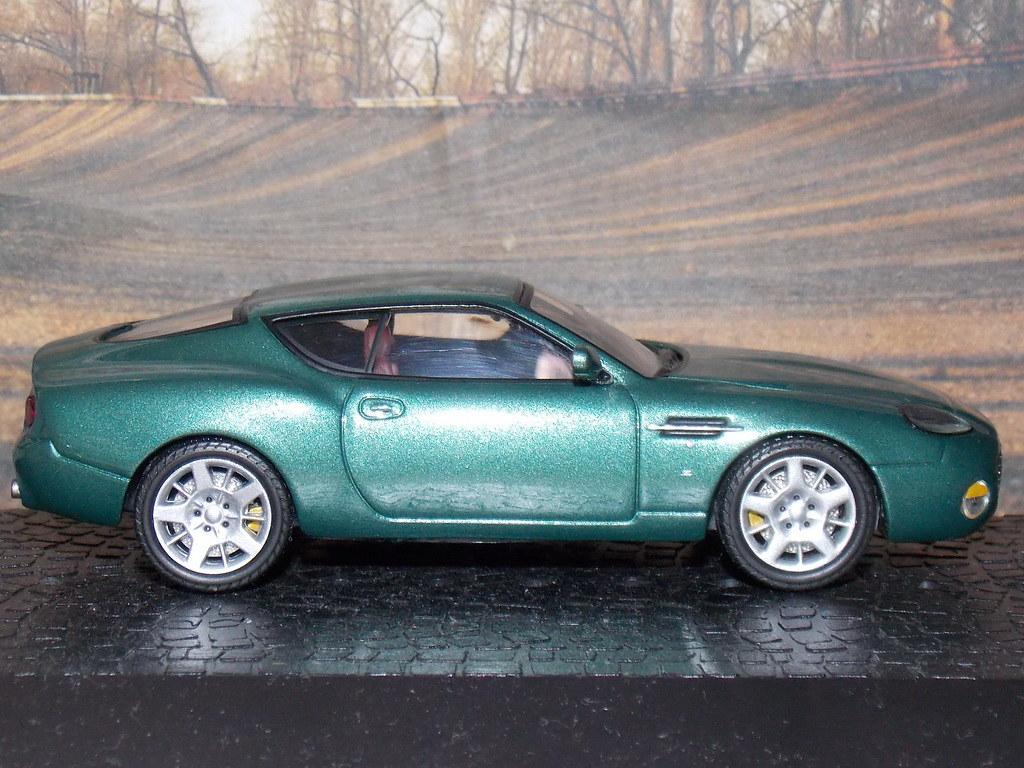 Aston Martin DB7 Zagato – 2002