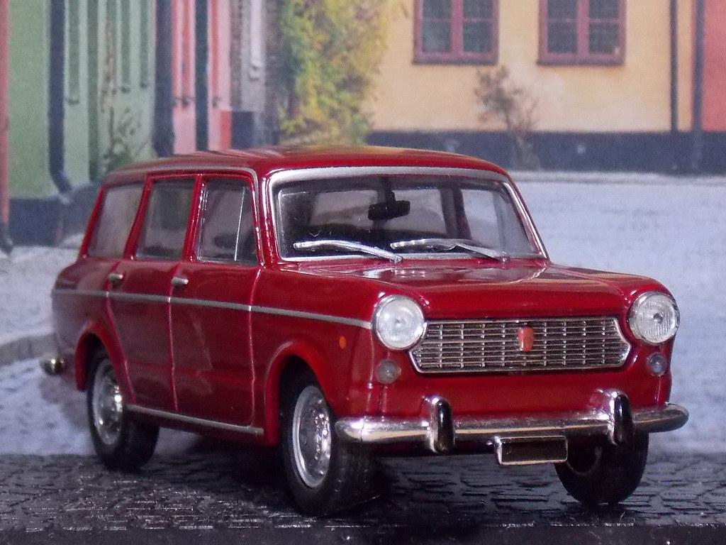 Fiat 1100 R Familiare – 1966