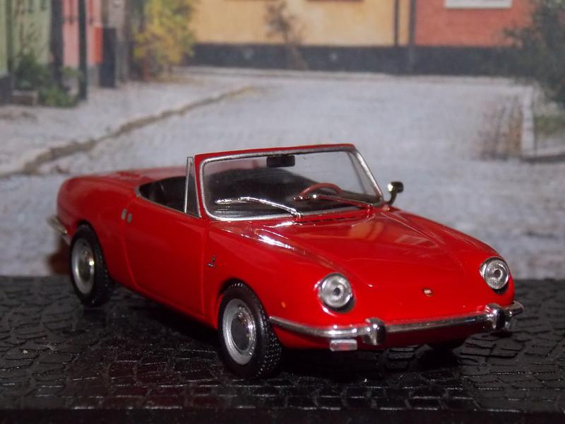 Fiat 850 Sport Spider - 1968