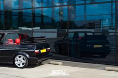 Volkswagen Mk1 Cabriolet Carshoot