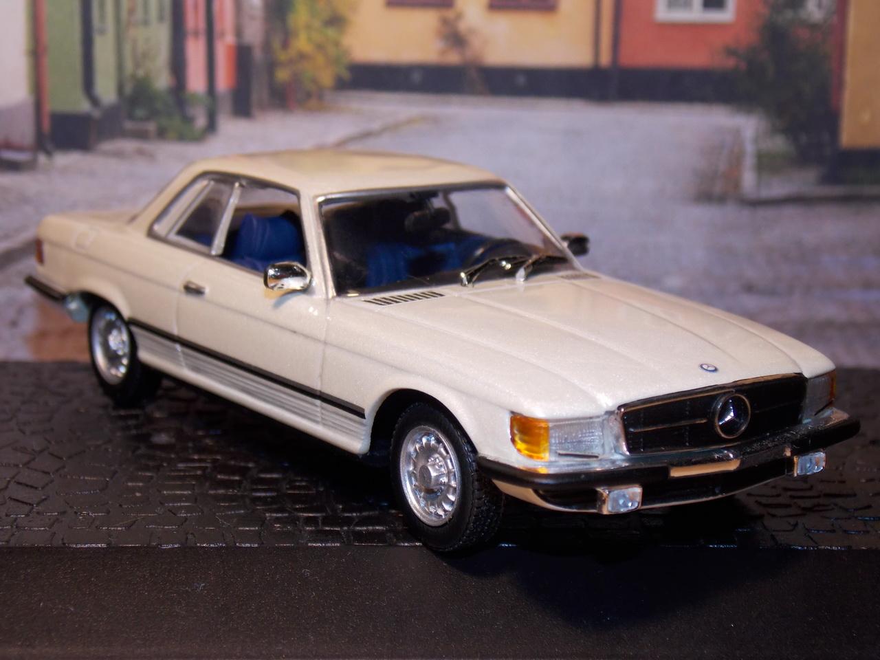 Mercedes Benz 450 SLC – 1974