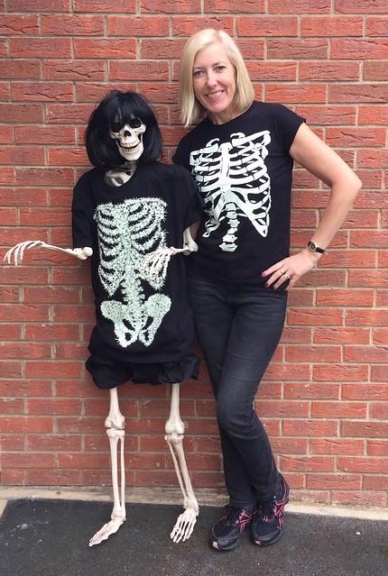 2017 Halloween T Shirt challenge  Day 1 of 31
