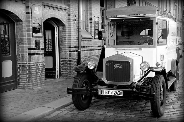 Speicherstadt # 4 Ford