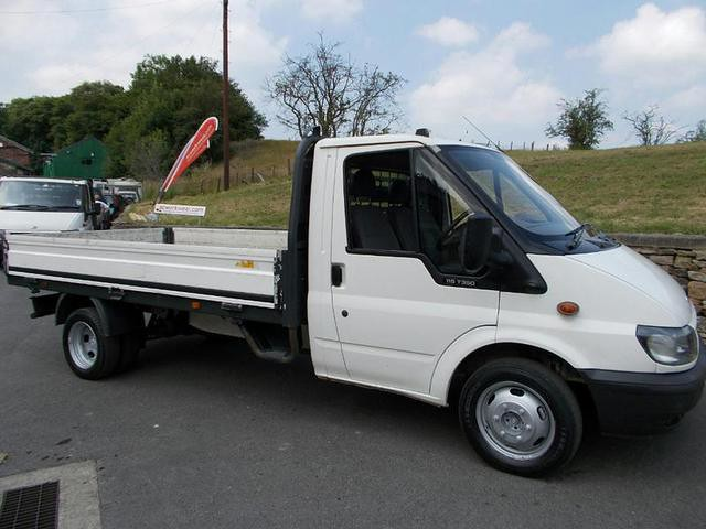 Ford Transit PickUp – 2001