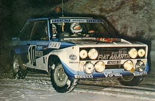 Fiat 131 Abarth – Montecarlo 1980