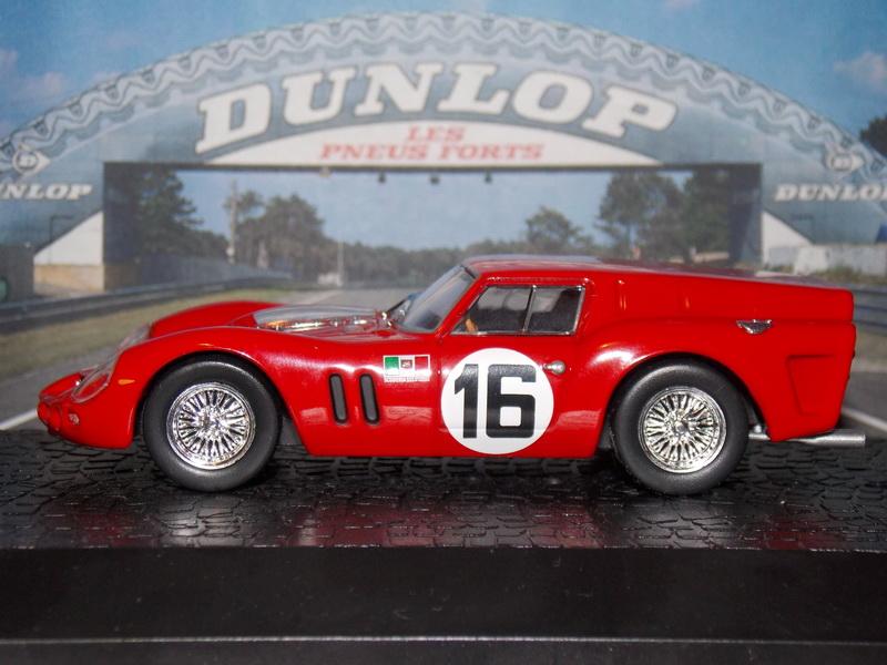 Ferrari 250 GT Breadvan – Le Mans 1962