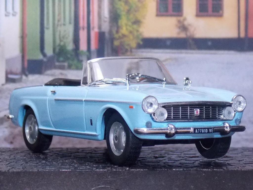 Fiat 1600S Cabriolet – 1963