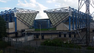 Millwall v Ipswich Town, The New Den, SkyBet Championship, Tuesday 15th August 2017   by CDay86
