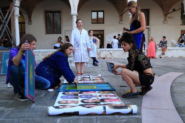 Art Night Venezia - Laboratorio d'Incisione