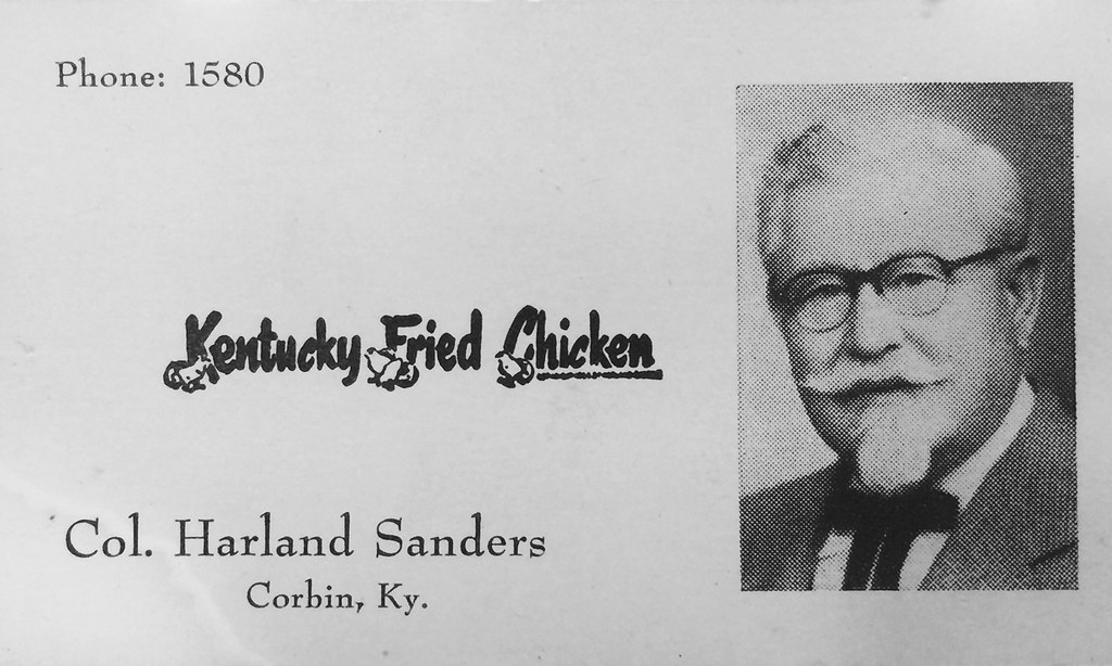Christmas Carol Colonel Sanders 2021 7 Little Known Facts About Colonel Sanders Quizzclub