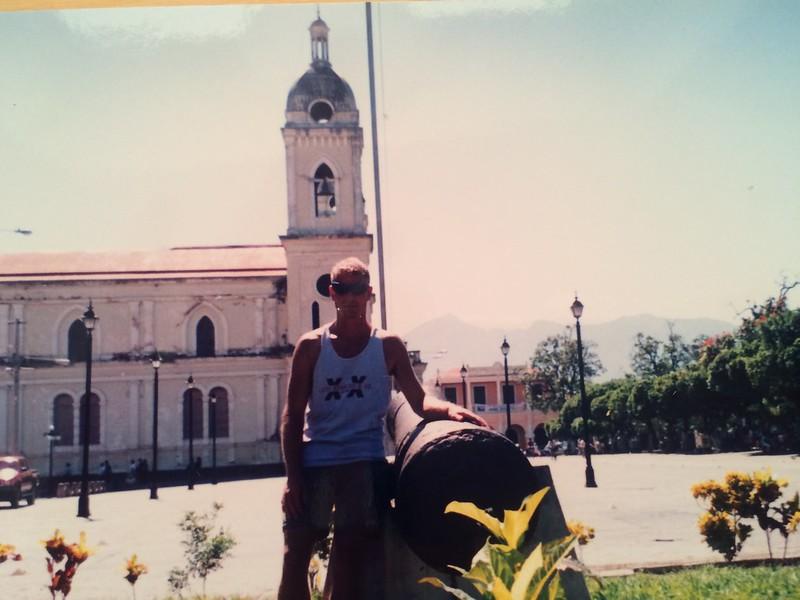 The Square in Granada, Nicaragua
