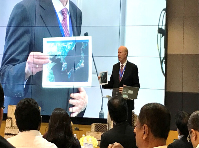 Singapore-2017-08-10-UPF President Speaks at Global Citizen Forum Program in Singapore