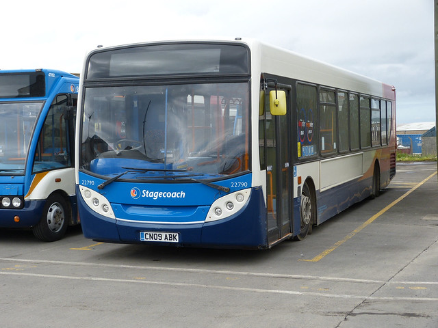 Stagecoach Highland 22790 170618 Kirkwall
