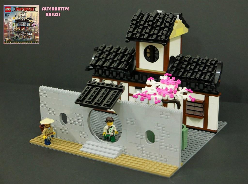 LEGO SET 70620 NINJAGO CITY ALTERNATIVE BUILDS | Lego set 70… | Flickr