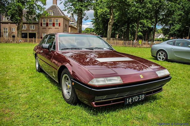 1977 - Ferrari 400 Automatic - 14-YD-39
