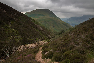 Following the path up Scale Beck | by johnkaysleftleg