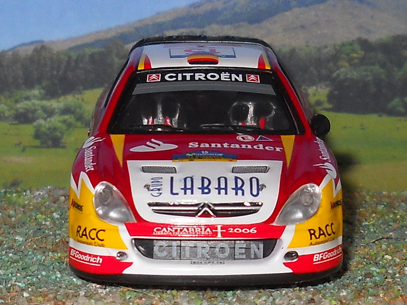 Citroën Xsara WRC – Catalunya 2006