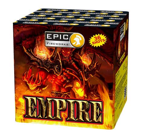 Empire 36 Shot CE Barrage #EpicFireworks