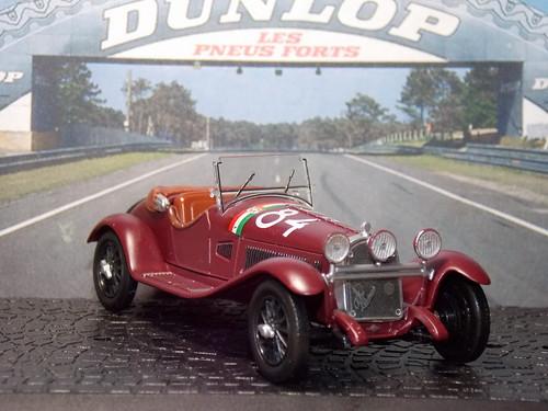 Alfa Romeo 6C 1750 GS – 1000 Miglia 1930