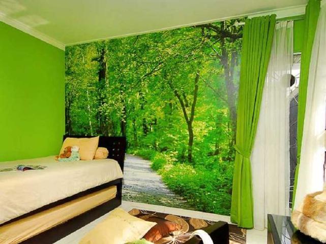 wallpaper pemandangan untuk dinding rumah  via Blogger bit.u2026  Flickr