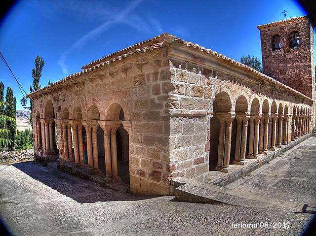 Guadalajara. Carabias. Iglesia románica 2