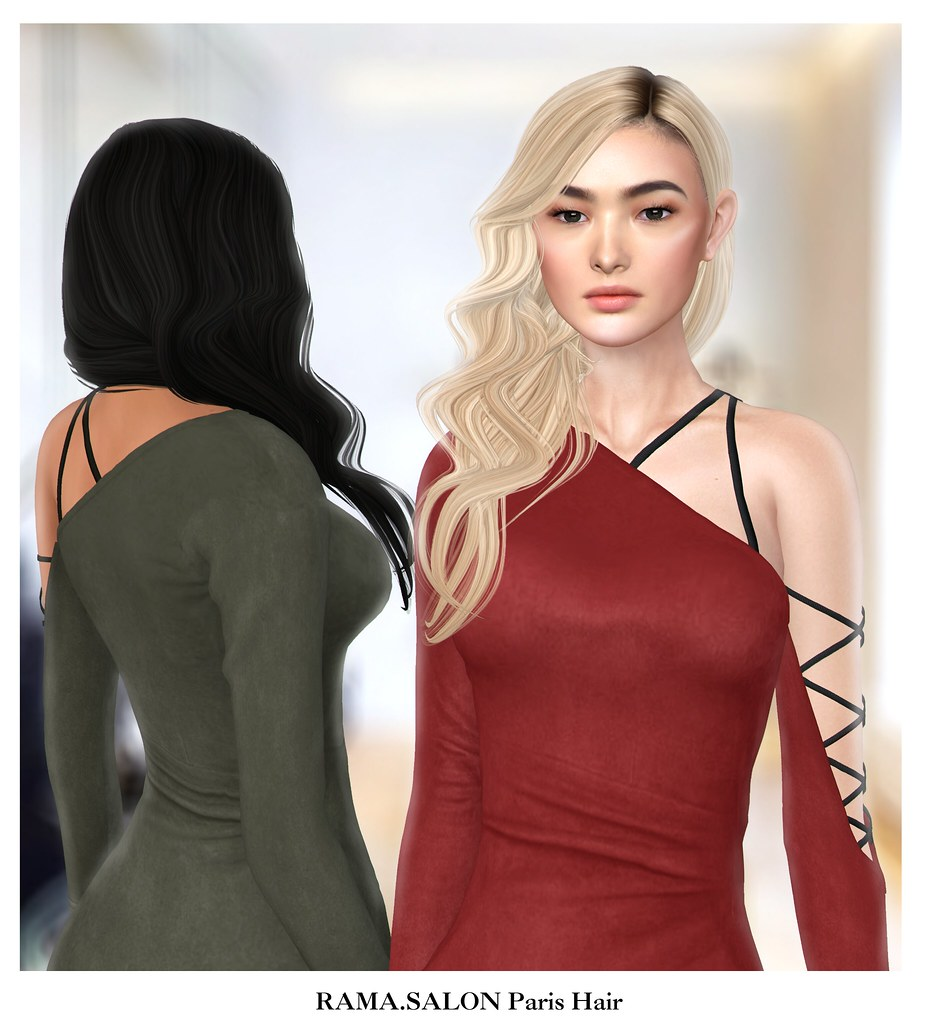 Am Katarina Model ❤️rama.salon❤️ - paris hair | hi, girls. i am announcing