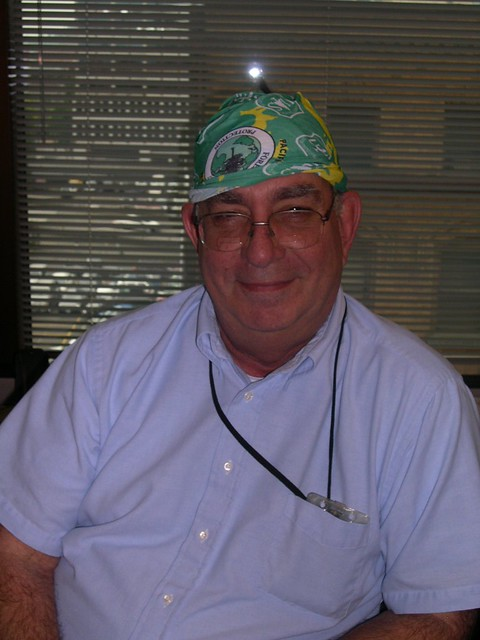 c.2005. Dave Bridgwater. Forest entomologist with the USDA Forest Service, Region 6, Forest Health Protection staff in Portland, Oregon.