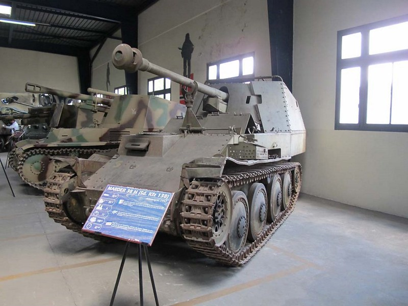SdKfz.138 Marder 38H 1