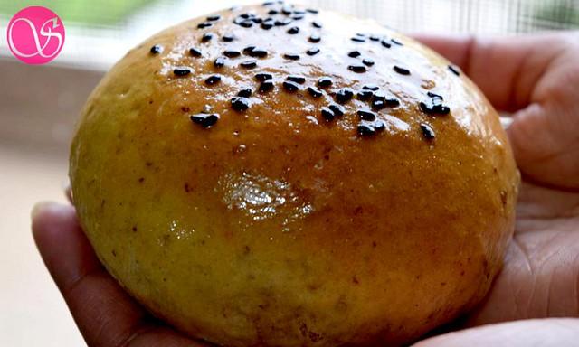 Aloo Tikki Burger Bun