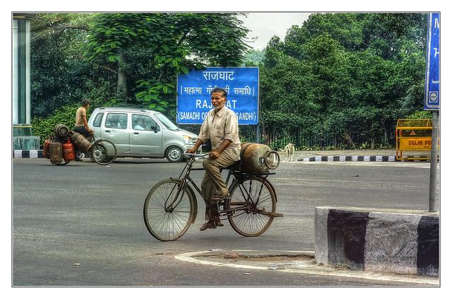 Delhi IND - Street
