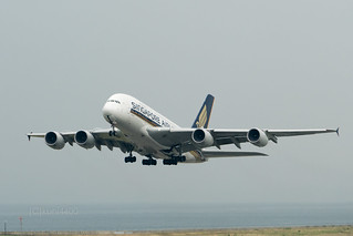 Singapore Airlines 9V-SKK | by kuni4400