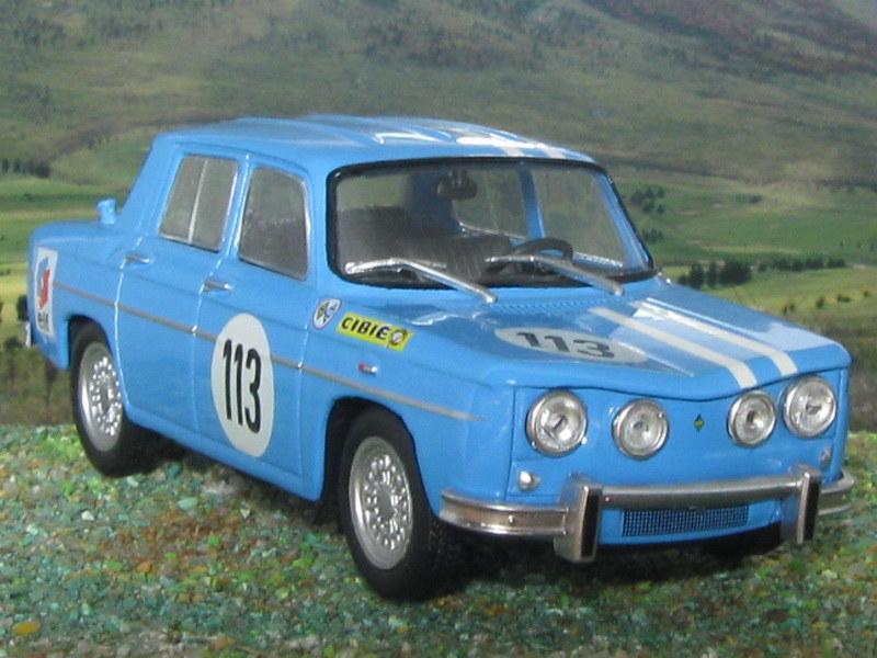 Renault 8 Gordini – 1966