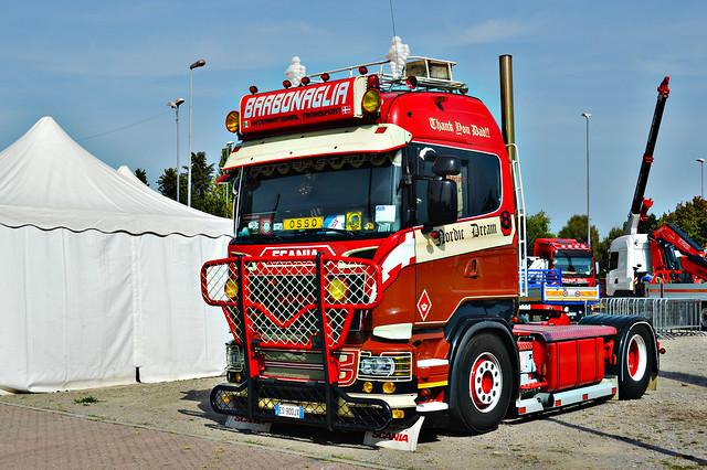 Scania Streamline Barbonaglia