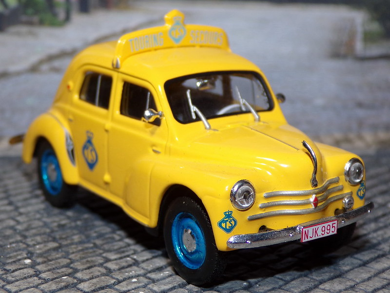 Renault 4CV – Touring Secours – 1958