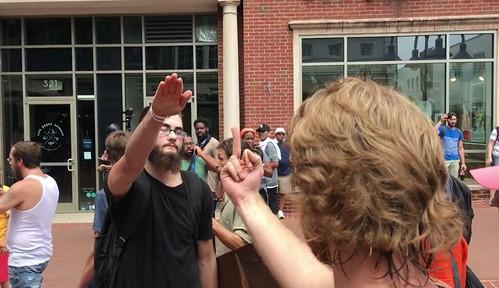 Nazi Salute | by evannesterak