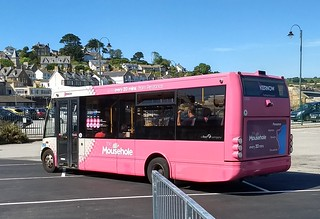 The bus from Penzance to Mousehole, Cornwall | by Daniel Bowen