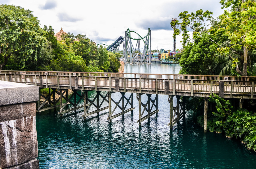 Water with Hulk IoA