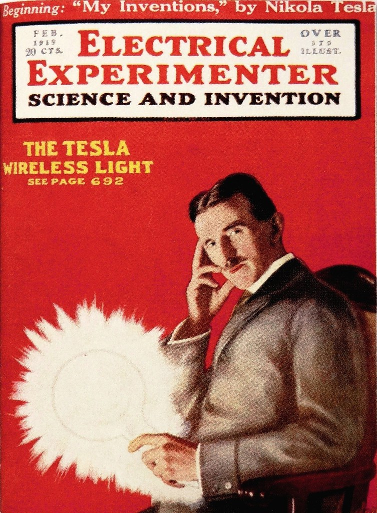 Electrical Experimenter Vol 6 No 10 Feb 1919 Cove Flickr