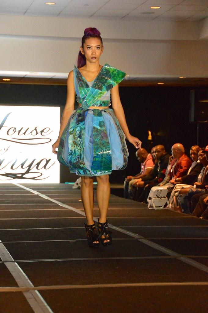 Asc Fashion Week Runway Showcasing Designers At The Sherat Flickr