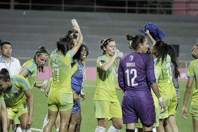 Universiade 2017 - Taipei - Final Futebol Feminino