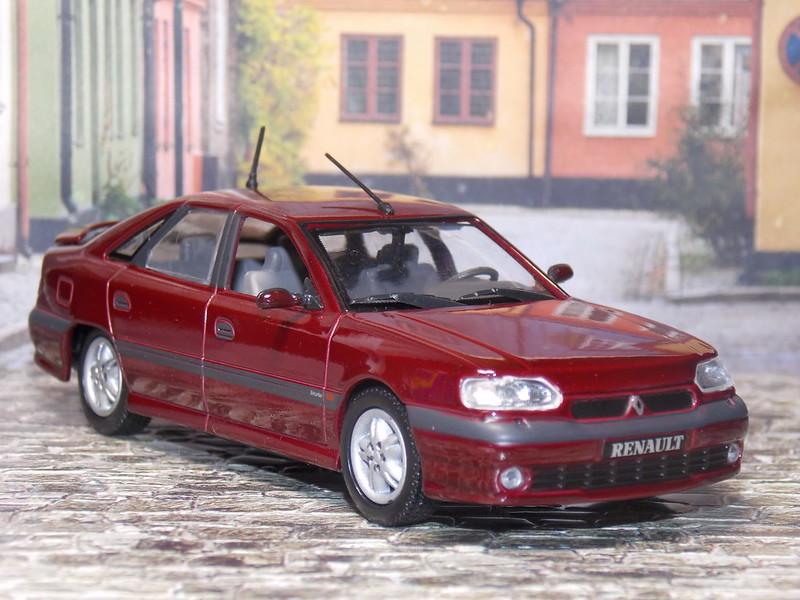 Renault Safrane Biturbo – 1993