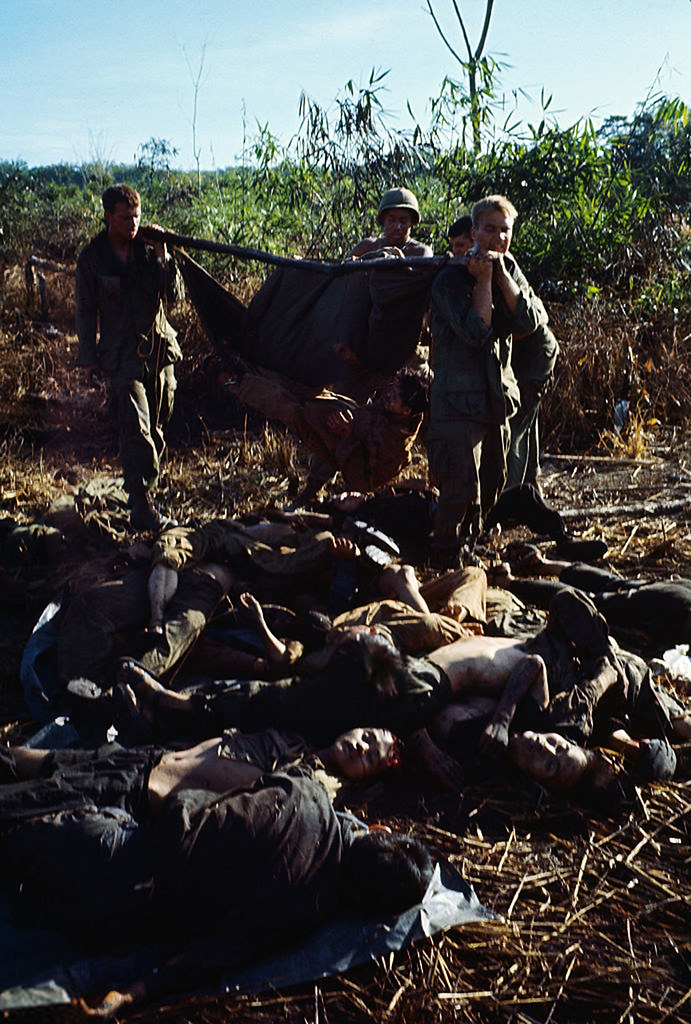 Image result for marines with dead viet cong