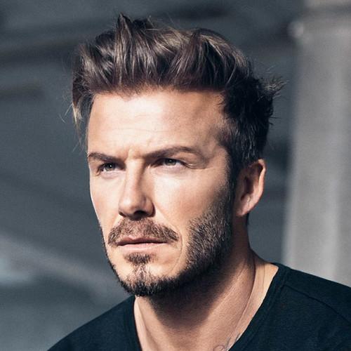 Coole Männer Frisuren Zu Versuchen 2015 David Beckham Flickr