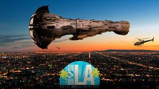 Eve LA Wallpaper   by Bryan K Ward